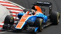 NEJVYŠŠÍ RYCHLOSTI: Wehrlein s Manorem 325,9 km/h, McLaren o 10 km/h méně - anotační foto
