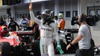 Nico Rosberg vyhrál kvalifikaci v Maďarsku