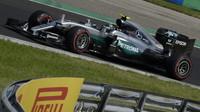 PROHLÁŠENÍ po kvalifikaci: Horner zpochybňuje zpomalení Rosberga - anotační foto