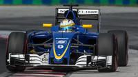 Marcus Ericsson zahájí druhou část sezóny penalizací