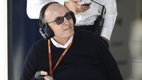 Frank Williams v Maďarsku