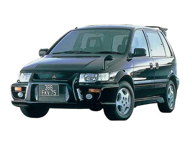 Velkoprostorový Lancer Evo existuje, zběsilé Mitsubishi RVR ale dostali jen Japonci - anotační foto