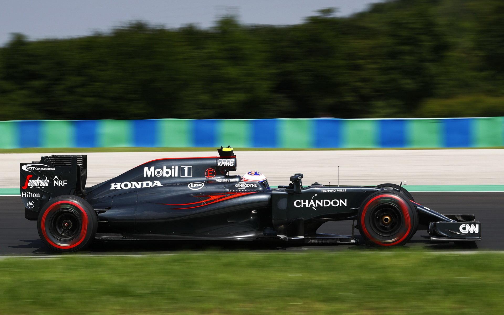 Sainz: Rychlost vývoje McLarenu je znepokojující - anotační foto