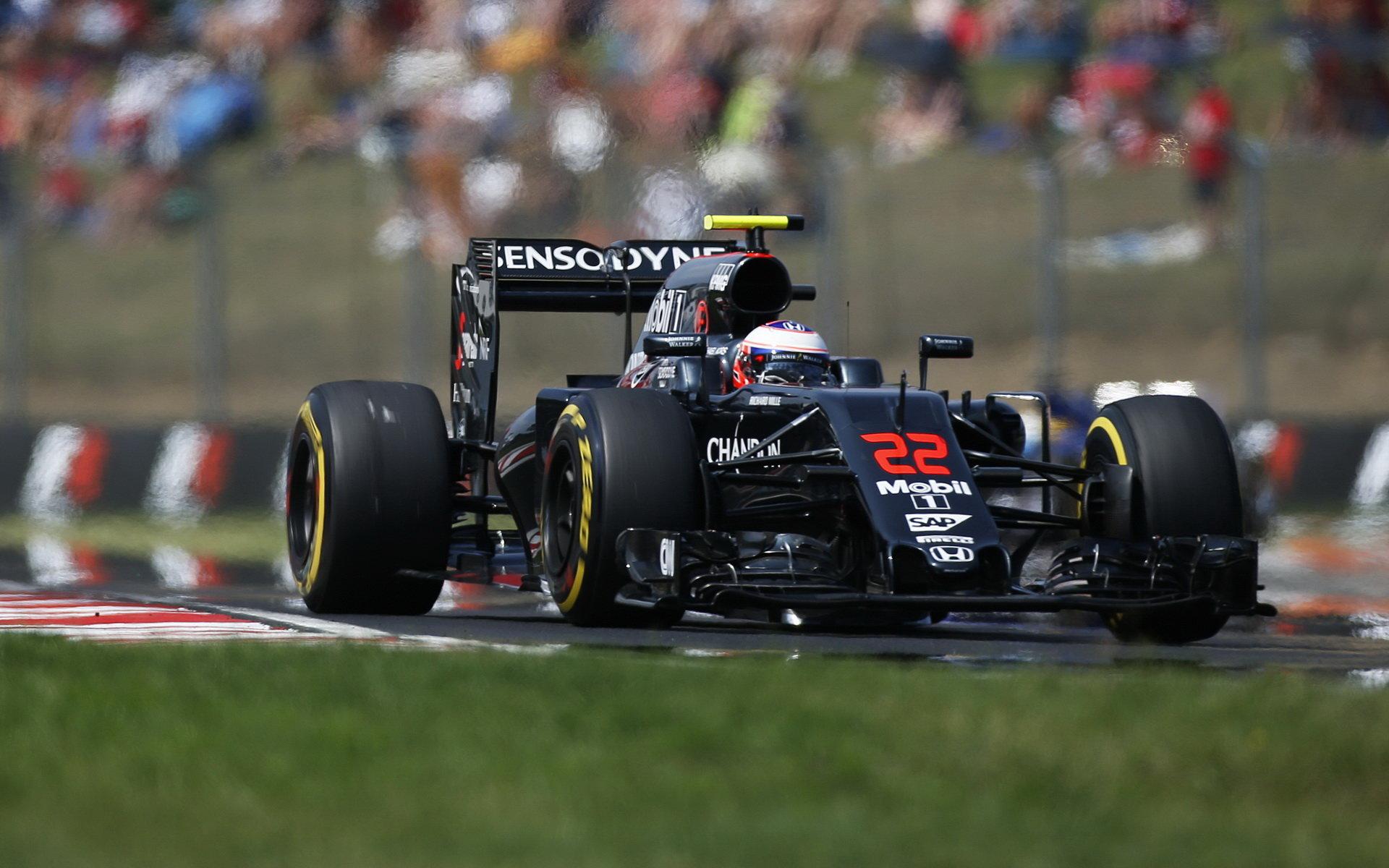 McLaren: Máme třetí nejrychlejší šasi - stejně dobré jako Ferrari - anotační obrázek