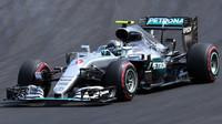 Rosberg v 1. tréninku poráží Hamiltona, Ferrari ztrácí více než sekundu - anotační foto