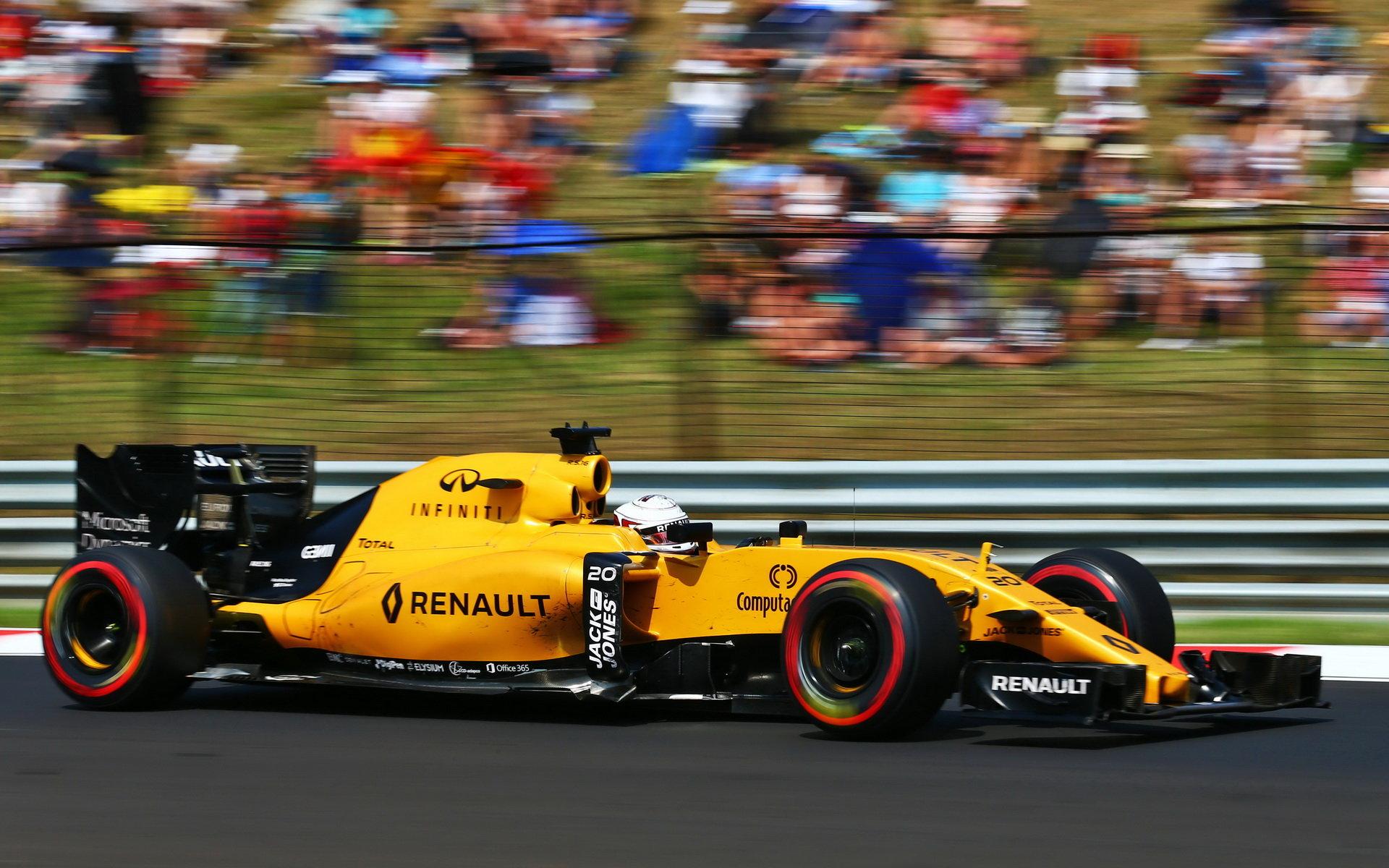 Renault shodil kila a s novým zavěšením zrychlil o 0,4 s, od Německa chce útočit - anotační obrázek