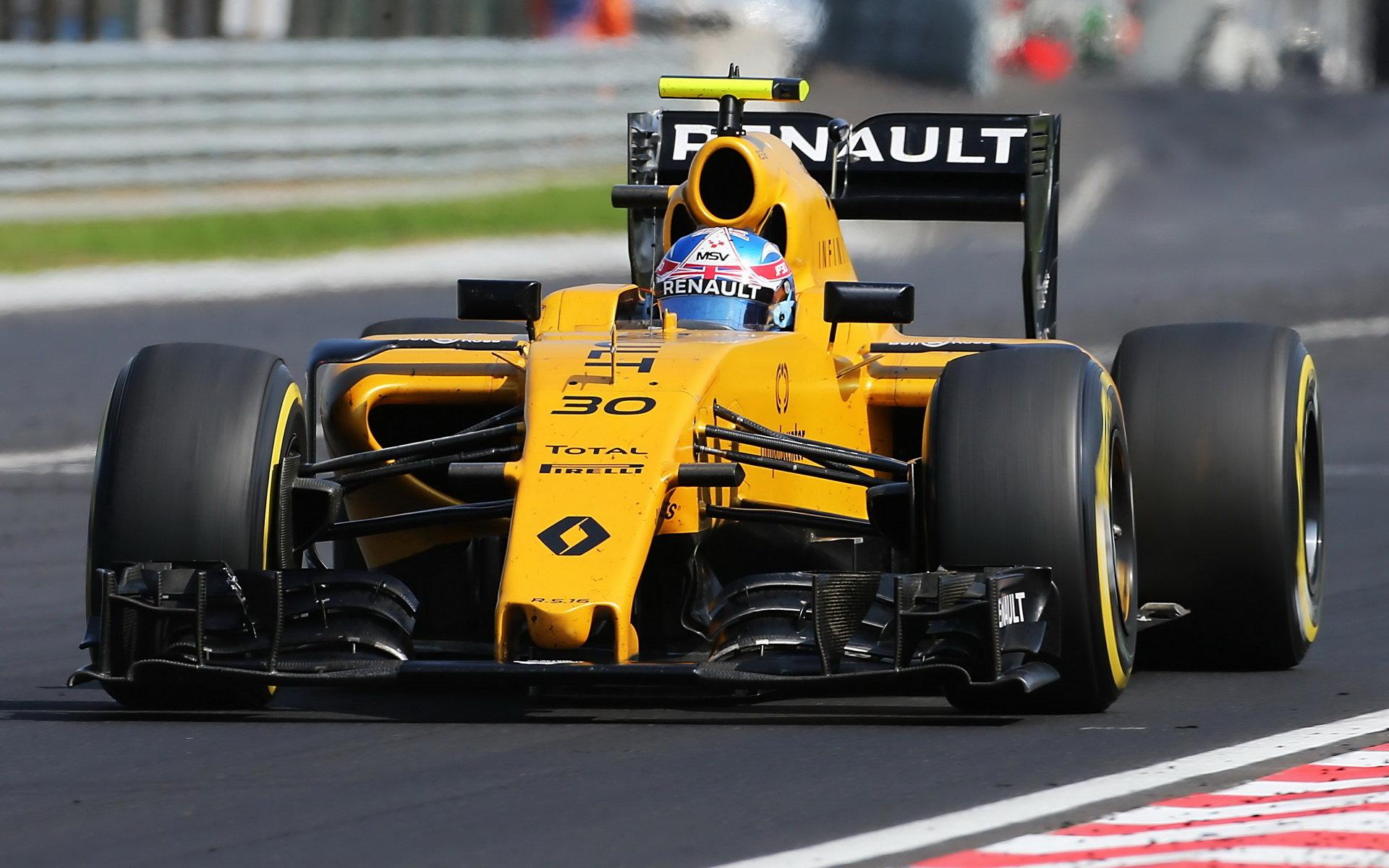 Renault chce pro rok 2017 podepsat s Pérezem - anotační obrázek