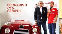 Sebastian Vettel věří, že Ferrari uspěje a titul s ním jednou získá