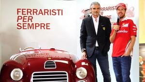 """""""Ferraristou navždy"""" - FOTO z nové výstavy v Maranellu - anotační obrázek"""