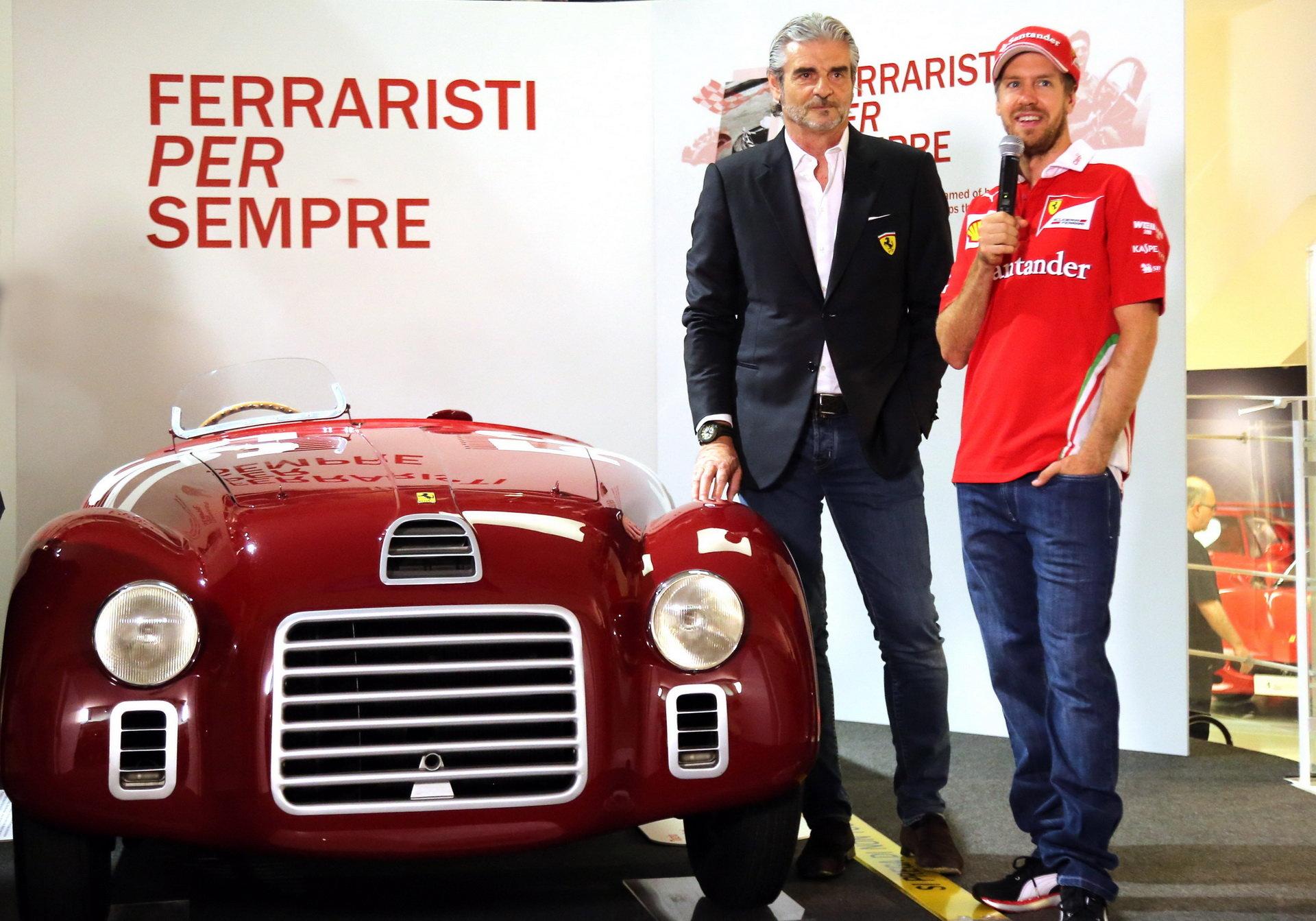 Vettel hlubší problémy Ferrari popírá: Máme správné lidi, můžeme uspět i bez Allisona - anotační foto