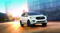 Ford Kuga dostal verzi ST-Line