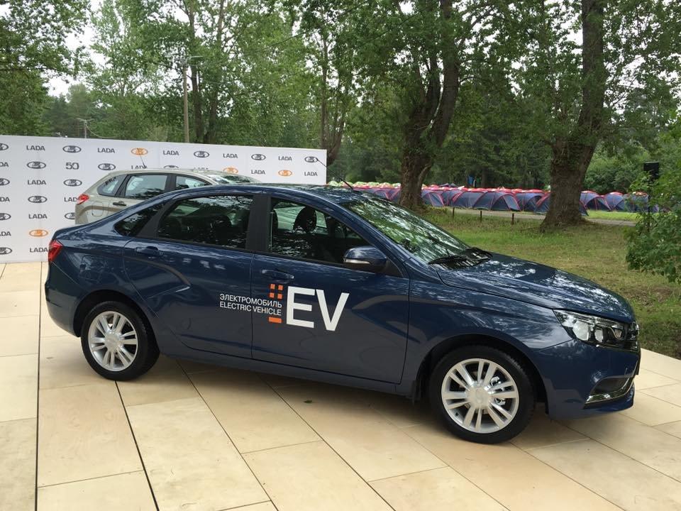 Lada má nový elektromobil, Vesta EV ujede až 170 kilometrů - anotační foto
