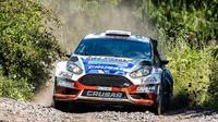 RUFA SPORT na 43.Rallye Tatry 2016 zradila technika - anotační foto