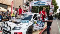 Srnka a XIQIO Racing absolútnymi víťazmi 43. Rallye Tatry - anotační foto