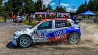 Príliš krátka Rallye Tatry Igora Drotára - anotační foto