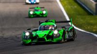 Zelené duo Extreme Speed Motorsports na trati v Mexiku