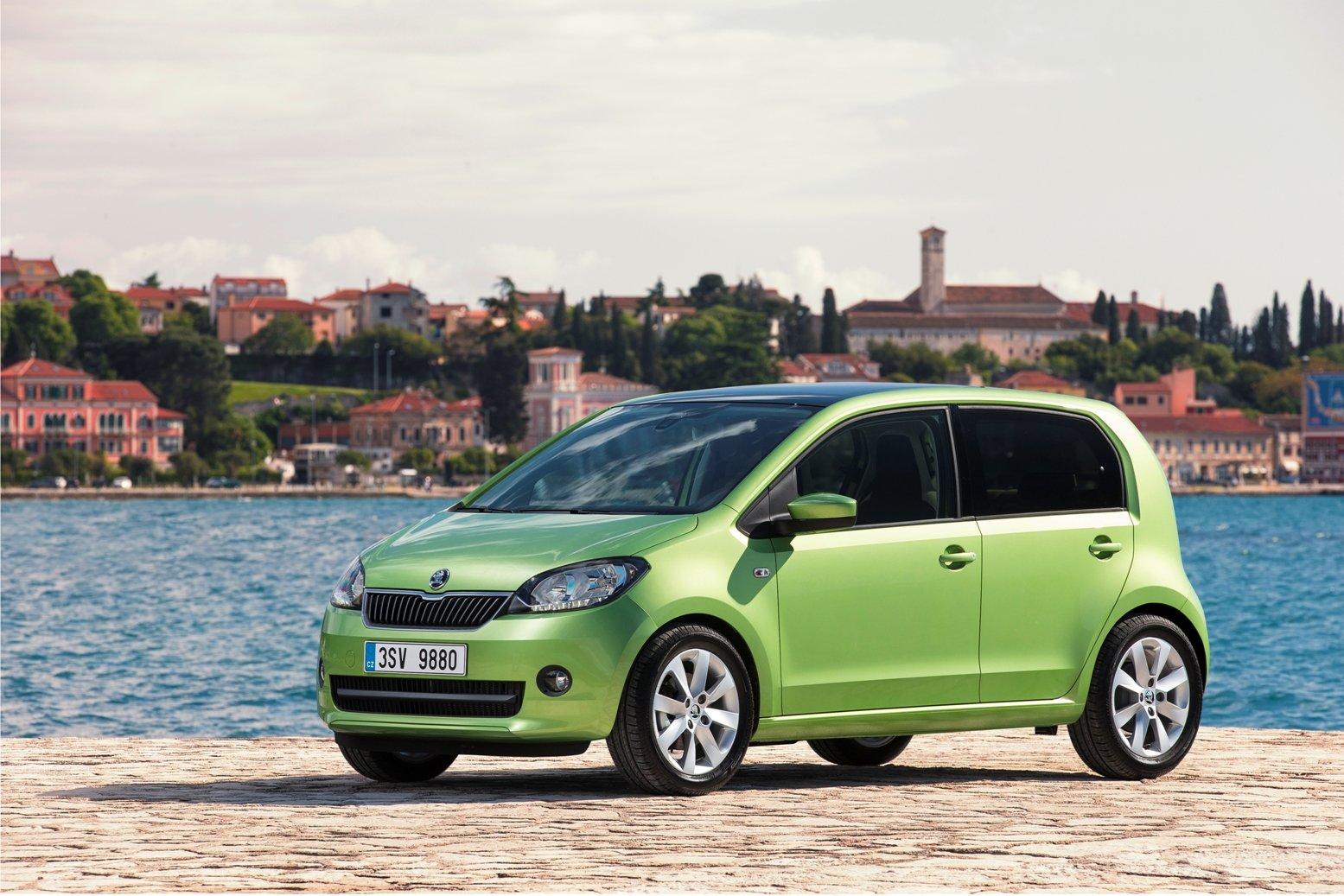Škoda Citigo má po faceliftu, moc novinek však nenajdete - anotační foto