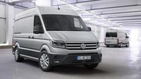 Osobní vůz mezi dodávkami, to je nový Volkswagen Crafter - anotační obrázek