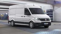 Nový Volkswagen Crafter má blízko k osobním vozům.