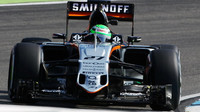 Force India prahne po dalším historickém úspěchu