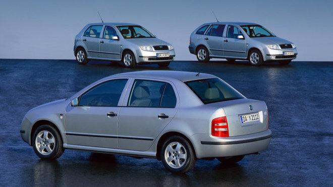 Škoda Fabia patří u mladých k nejpopulárnějším ojetinám.