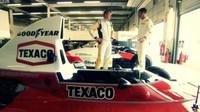 David Coulthard a Mika Häkkinen se setkali u zvláštní příležitosti.
