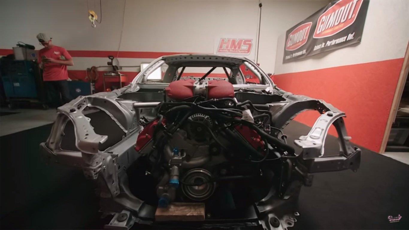 Toyota GT86 s motorem Ferrari. Šílenost nebo dokonalost? - anotační foto