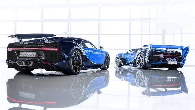 Bugatti Chiron a Vision Gran Turismo nově patří saúdskému princi Bader bin Saudovi.