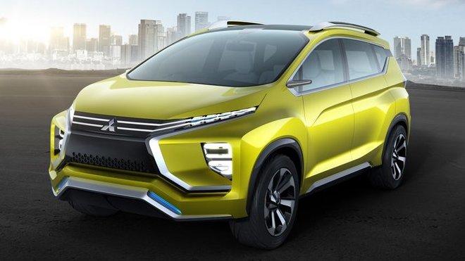 Mitsubishi oživuje označení XM, ponese ho MPV pro Indonésii.