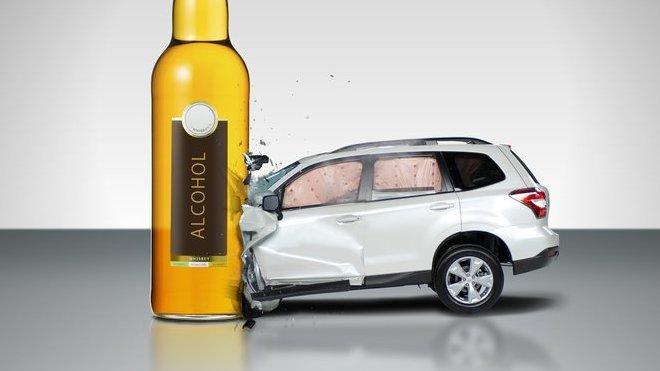 Alkohol za volantem trápí české řidiče.