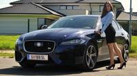 TEST: Jaguar XF 3.0 S AWD Supercharged: Dravec se čtyřmi ostrými drápy - anotační obrázek