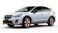 Subaru XV Hybrid přichází v provedení tS s prvky divize STI.