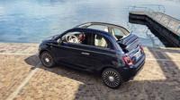 Fiat 500C Riva je nejluxusnější verzí malého Itala.