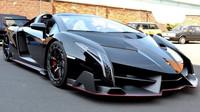 Exkluzivní Lamborghini Veneno je na prodej za astronomickou částku.