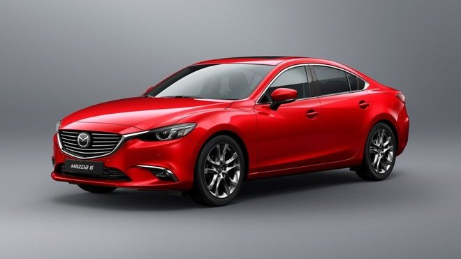 Mazda6 poslední generace