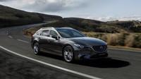 Mazda6 dostala v rámci faceliftu především technologické novinky.