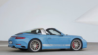 Porsche 911 Targa 4S Exclusive
