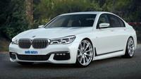 BMW 750i v úpravě Noelle Motors