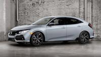 Honda Civic přichází také jako pětidveřový hatchback, zatím jen pro USA.