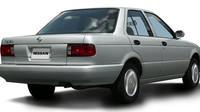 Nissan Tsuru je mexickou verzí Sentry B13, prodává se už 25 let.