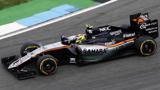 """Force India stále doufá v přiblížení se k """"velké trojce"""""""