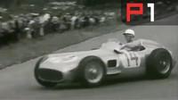 VIDEO: Nebezpečná legenda Spa? Záběry, které děsí... Závod z roku 1955 - anotační foto