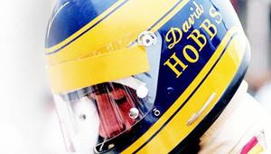 McLaren a já: vzpomínky expilota F1 Davida Hobbse - anotační foto
