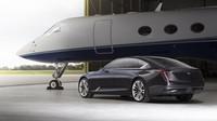 Escala je nejluxusnějším modelem Cadillacu.