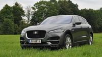 Jaguar F-Pace 2.0d AWD Portfolio