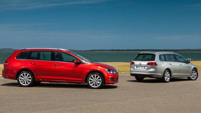 Volkswagen se dohodl s nespokojenými dodavateli a brzy obnoví produkci Golfu.