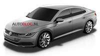 Volkswagen čelí masivnímu úniku informací, známe podobu hned tří novinek - anotační foto
