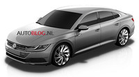 Unikla podoba nového Volkswagenu CC.