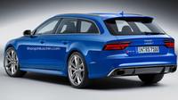 Audi RS7 Avant stojí za vaší pozornost. Dočkáme se jí? - anotační obrázek
