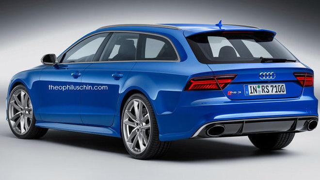 Audi RS7 Avant